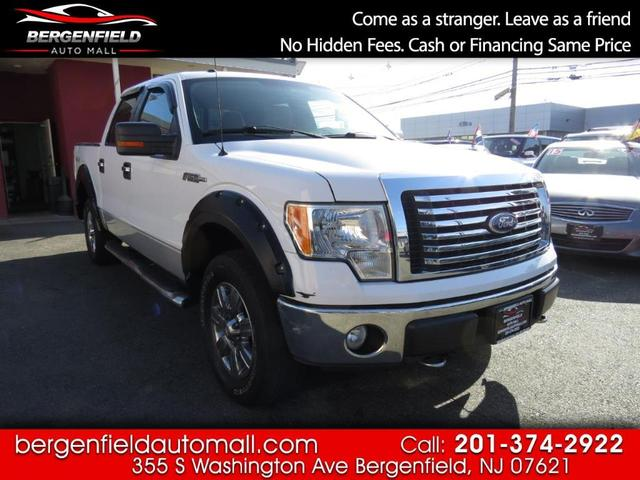 used 2010 Ford F-150 car, priced at $12,995