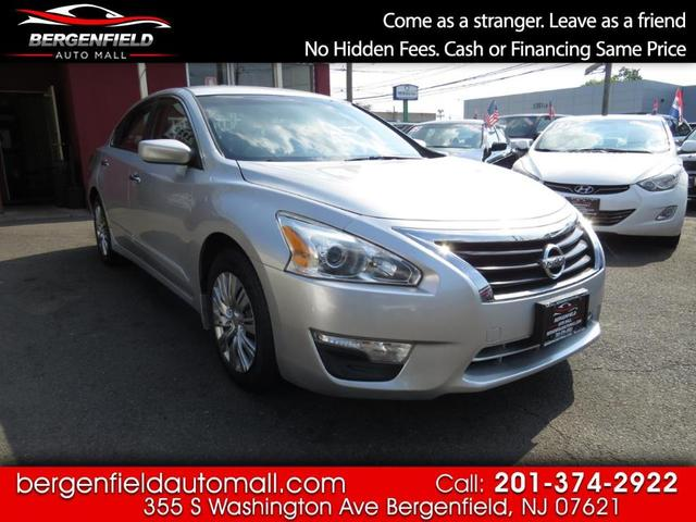 used 2015 Nissan Altima car, priced at $12,995