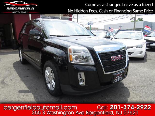 used 2011 GMC Terrain car, priced at $9,995