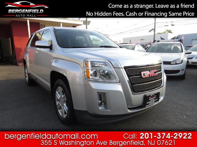 used 2014 GMC Terrain car, priced at $13,995