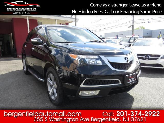 used 2012 Acura MDX car, priced at $17,995