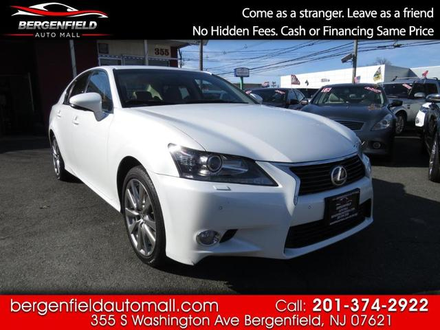 used 2014 Lexus GS 350 car, priced at $19,995