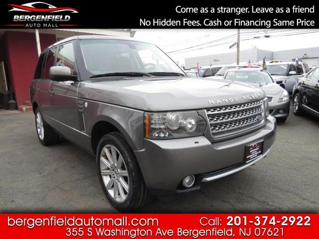 used 2011 Land Rover Range Rover car, priced at $19,995