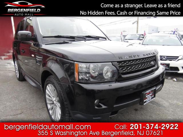 used 2012 Land Rover Range Rover Sport car, priced at $15,995
