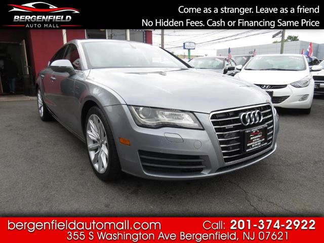 used 2012 Audi A7 car, priced at $19,995