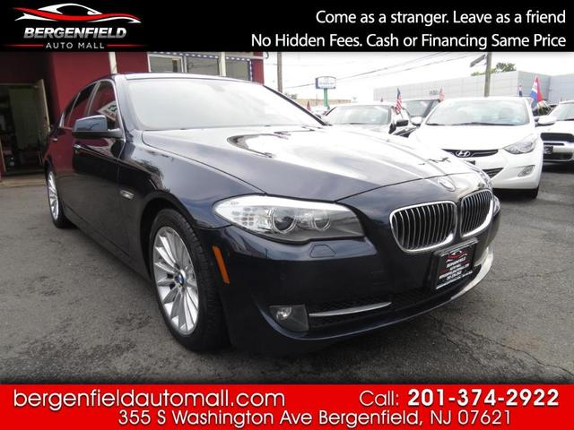 used 2013 BMW 535 car, priced at $13,995