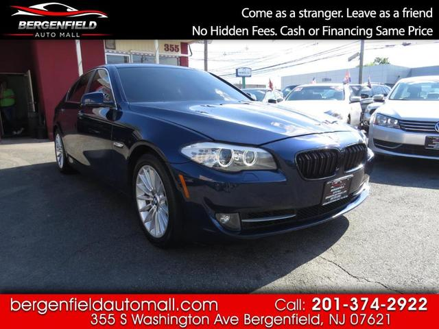 used 2013 BMW 535 car, priced at $18,995