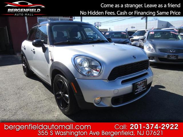 used 2012 MINI Cooper S Countryman car, priced at $10,995