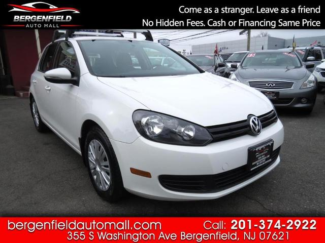 used 2014 Volkswagen Golf car, priced at $8,995