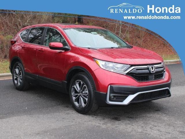 new 2021 Honda CR-V car, priced at $32,020