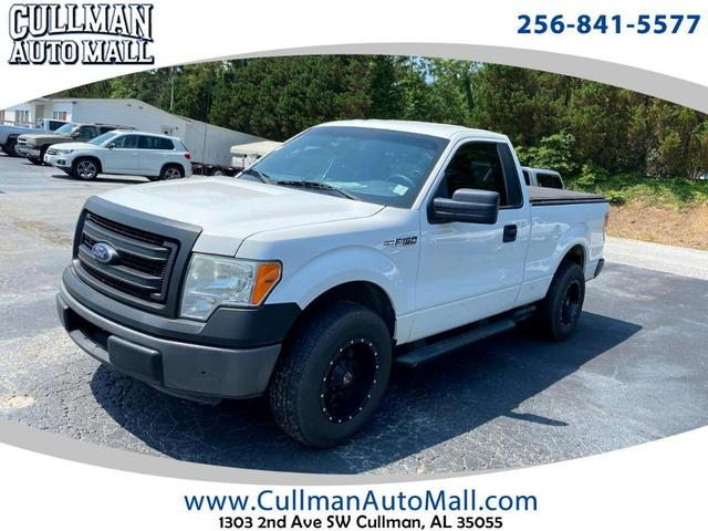 used 2013 Ford F-150 car, priced at $12,500