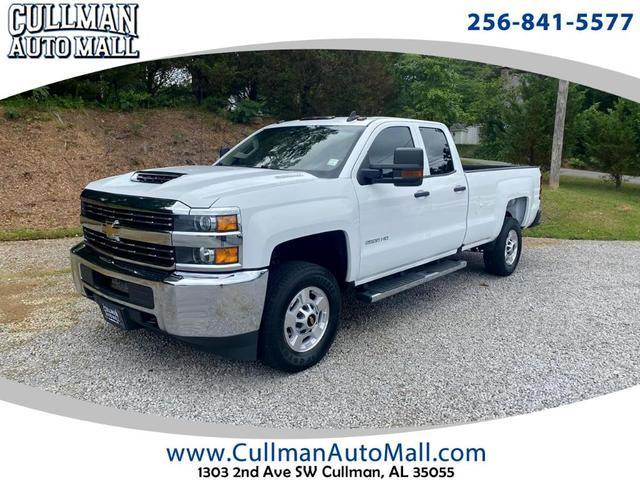 used 2018 Chevrolet Silverado 2500 car, priced at $36,500