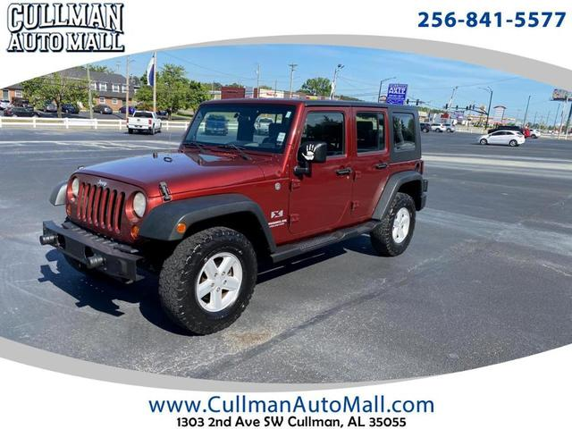 used 2008 Jeep Wrangler car, priced at $20,000