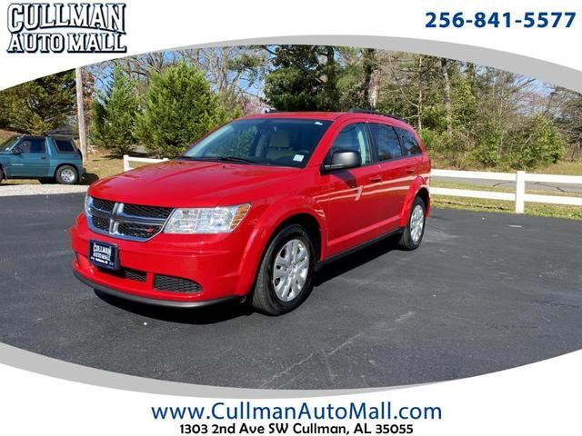 used 2019 Dodge Journey car, priced at $21,000