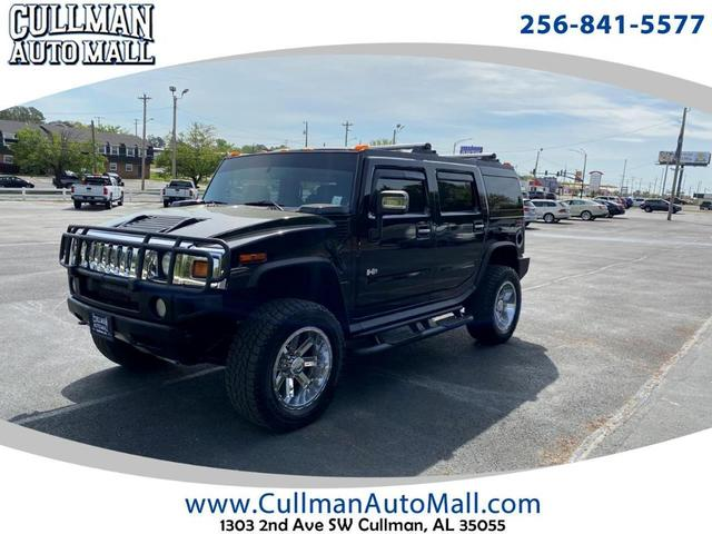 used 2004 Hummer H2 car, priced at $15,999