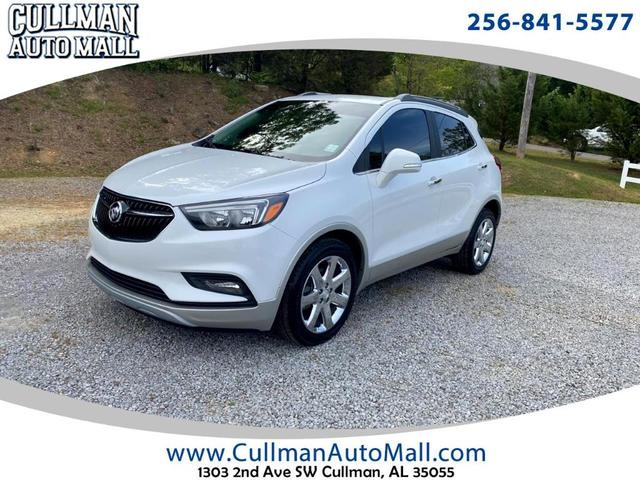 used 2017 Buick Encore car, priced at $21,000