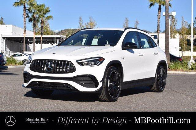 new 2021 Mercedes-Benz AMG GLA 35 car, priced at $58,150