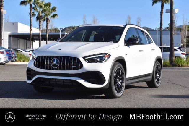 new 2021 Mercedes-Benz AMG GLA 45 car, priced at $57,555