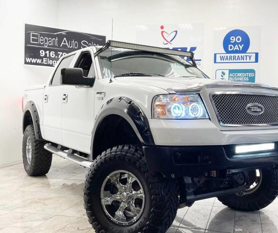used 2004 Ford F-150 car, priced at $15,999