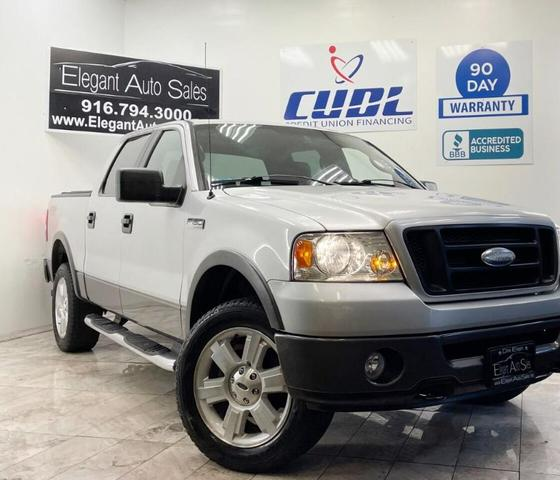 used 2007 Ford F-150 car, priced at $24,999
