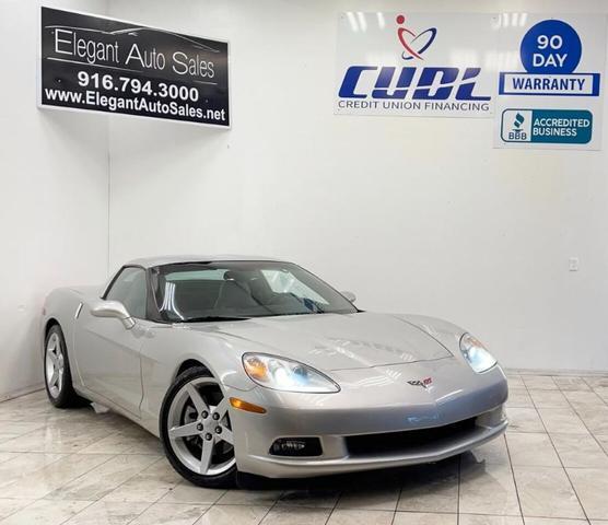 used 2005 Chevrolet Corvette car, priced at $25,999