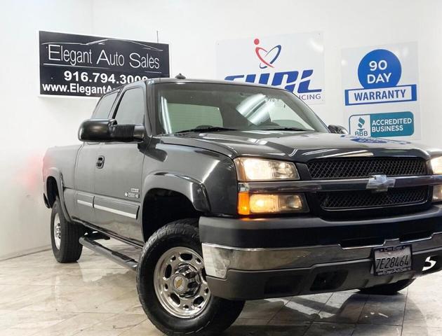 used 2003 Chevrolet Silverado 2500 car, priced at $23,999