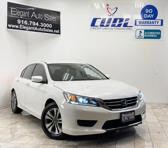 used 2015 Honda Accord car, priced at $15,999