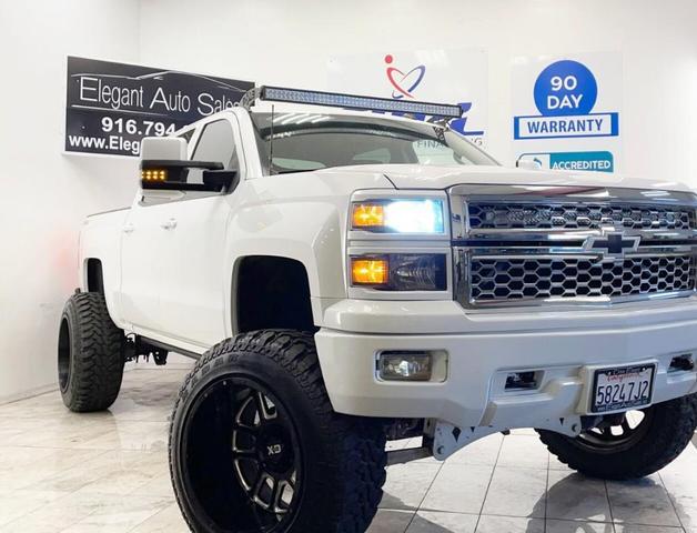 used 2014 Chevrolet Silverado 1500 car, priced at $34,999