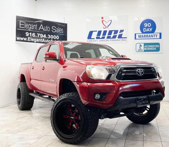 used 2015 Toyota Tacoma car, priced at $34,999