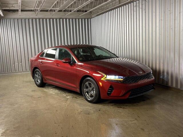 new 2021 Kia K5 car, priced at $24,296