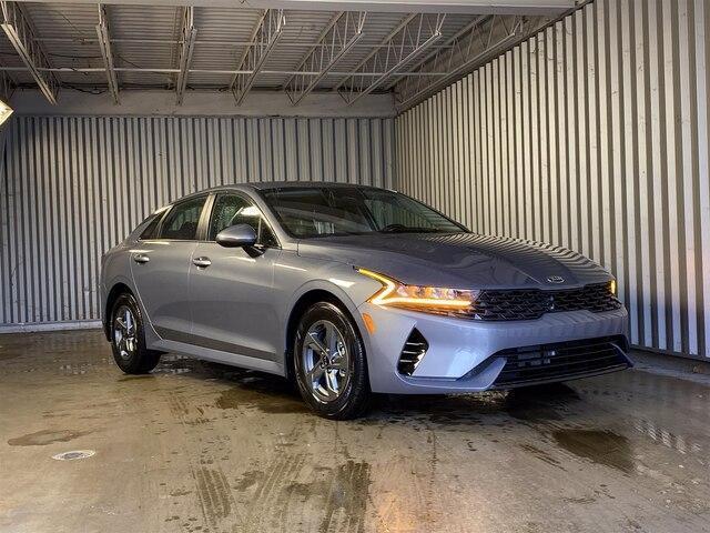 new 2021 Kia K5 car, priced at $23,888