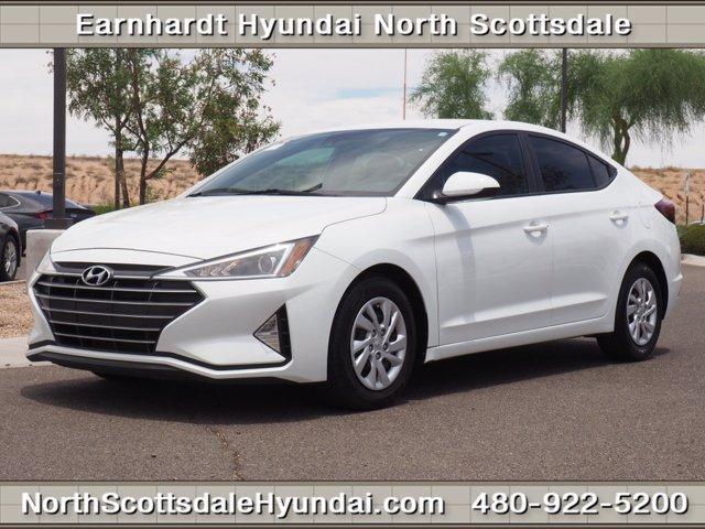used 2020 Hyundai Elantra car, priced at $18,478