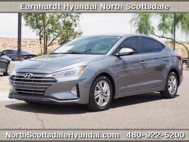 used 2020 Hyundai Elantra car, priced at $20,133