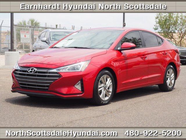 used 2019 Hyundai Elantra car, priced at $19,778