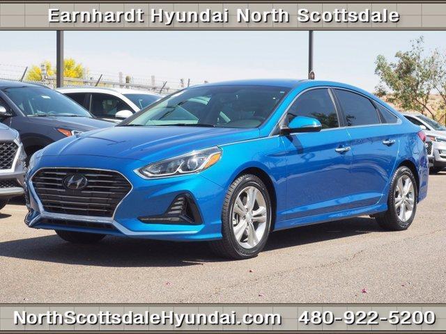 used 2018 Hyundai Sonata car, priced at $17,887