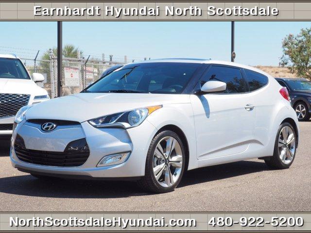 used 2016 Hyundai Veloster car, priced at $14,538