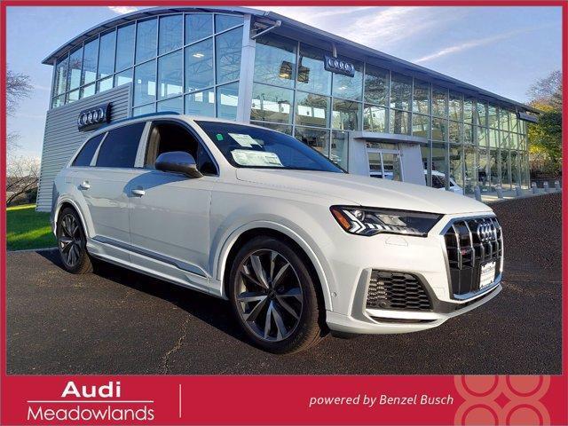 new 2021 Audi SQ7 car, priced at $90,870