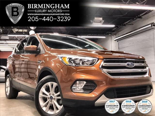 used 2017 Ford Escape car, priced at $15,999