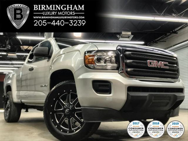 used 2015 GMC Canyon car, priced at $15,499