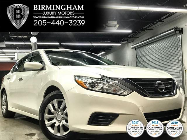 used 2016 Nissan Altima car, priced at $13,999