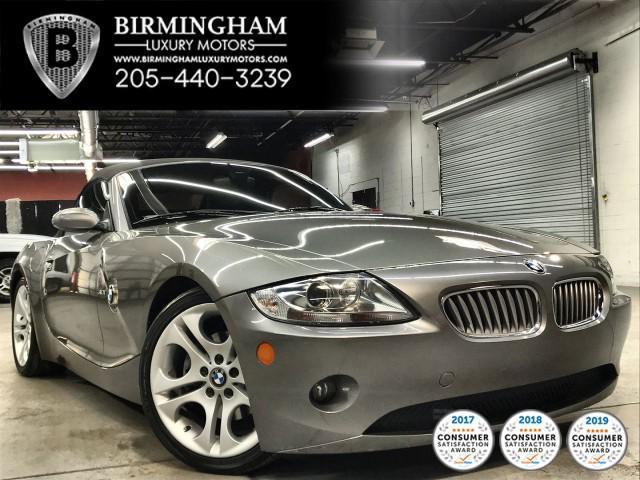 used 2005 BMW Z4 car, priced at $16,999