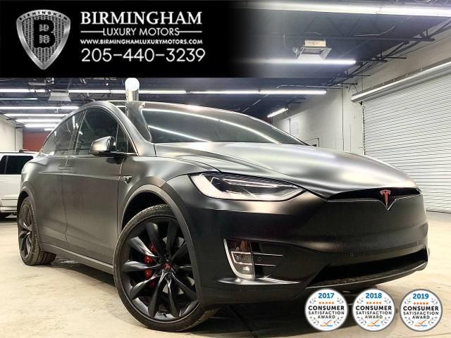 used 2019 Tesla Model X car