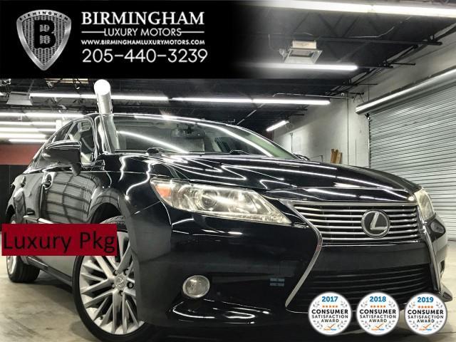 used 2013 Lexus ES 350 car, priced at $16,999