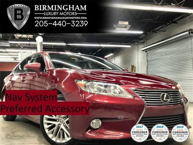 used 2013 Lexus ES 350 car, priced at $15,999