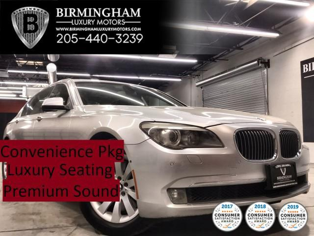 used 2010 BMW 750 car, priced at $12,999