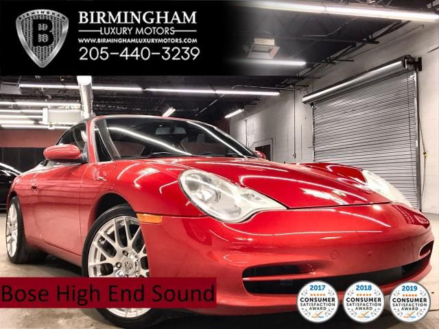 used 2003 Porsche 911 car, priced at $30,999