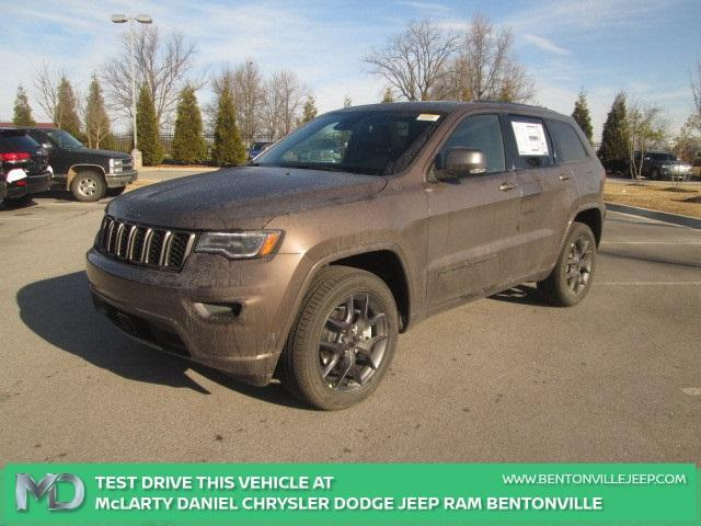 new 2021 Jeep Grand Cherokee car, priced at $47,430