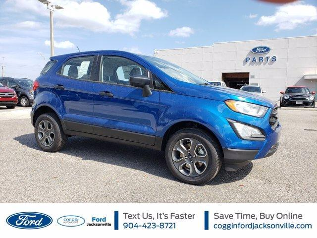 new 2021 Ford EcoSport car, priced at $24,825