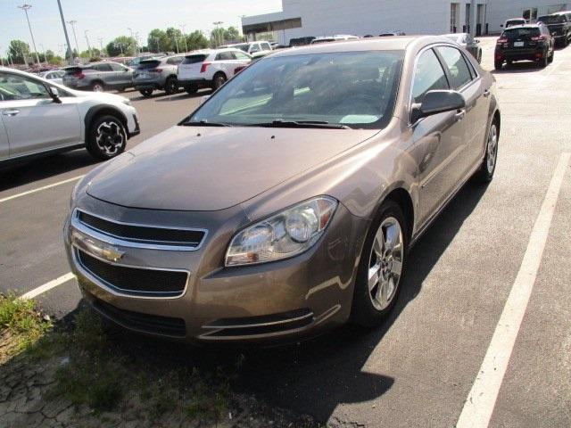 used 2010 Chevrolet Malibu car, priced at $7,288