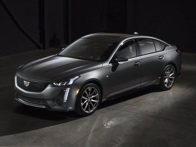 new 2021 Cadillac CT5 car